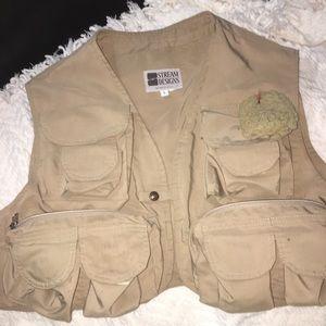 Stream Designs fishing vest GUC